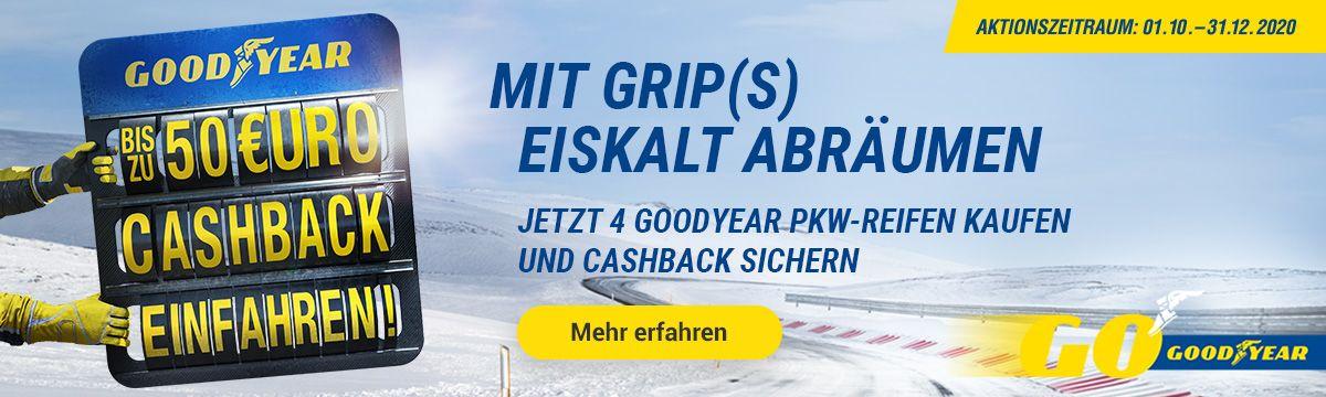 Bis zu 50 Euro Cashback
